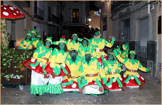 Carnavales de Muro de Alcoy