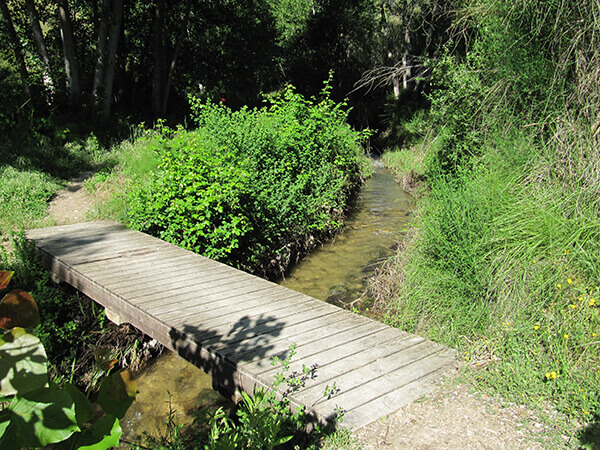 ruta de las pedanías - ruta ecológica